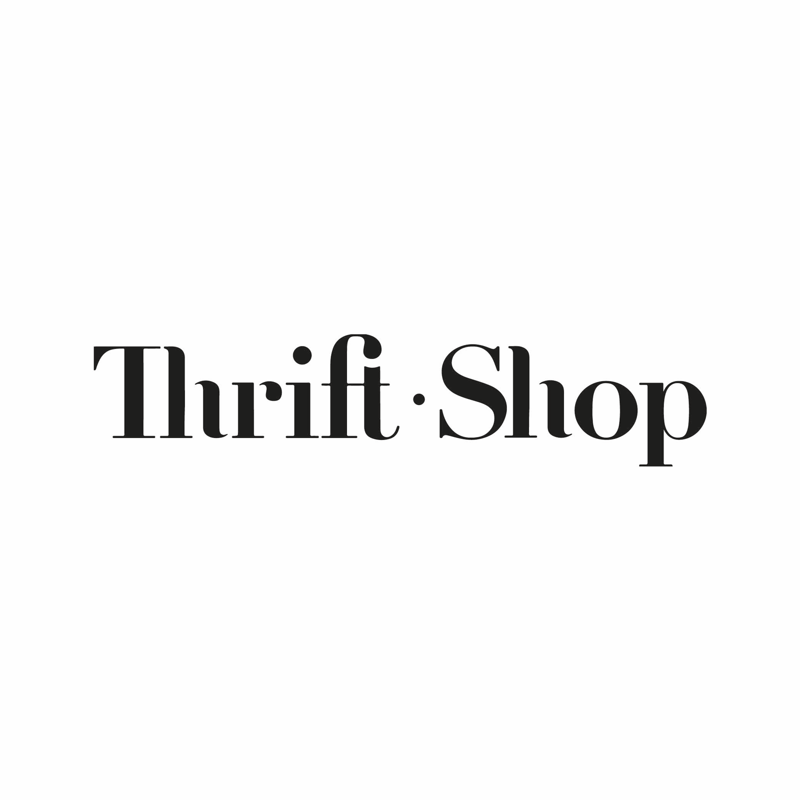 THRIFT SHOP ZOEKT EEN CONTENTBAAS